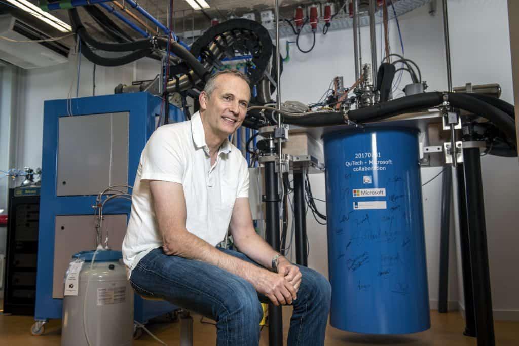 Microsoft helps form northwest quantum nexus to advance quantum computing - onmsft. Com - march 19, 2019