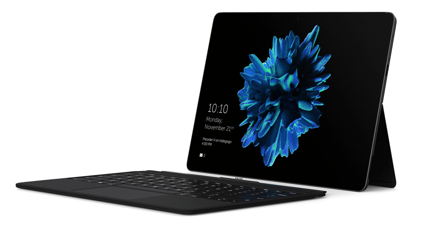 Eve-tech is back, wants crowd sourced feedback to improve its next gen surface pro competitor - onmsft. Com - march 1, 2019