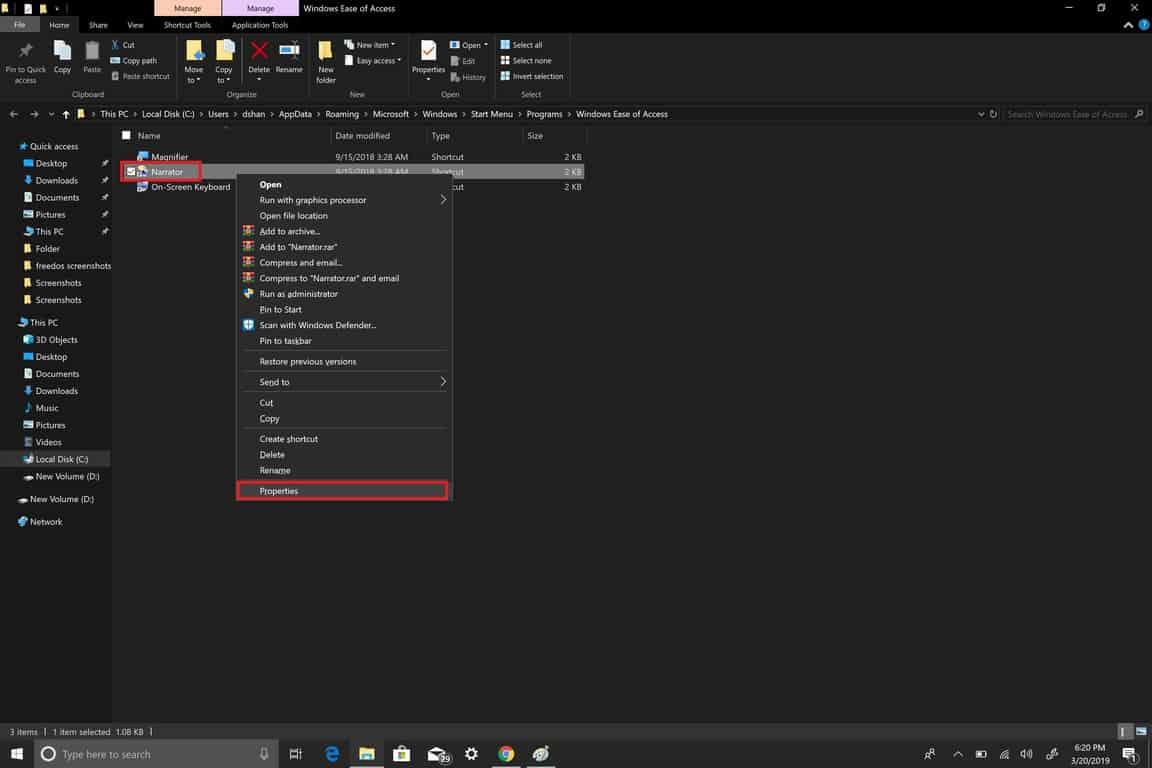 Microsoft, Windows, Windows 10, Settings