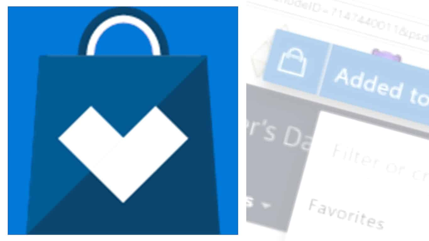 Microsoft Shopping Assistant