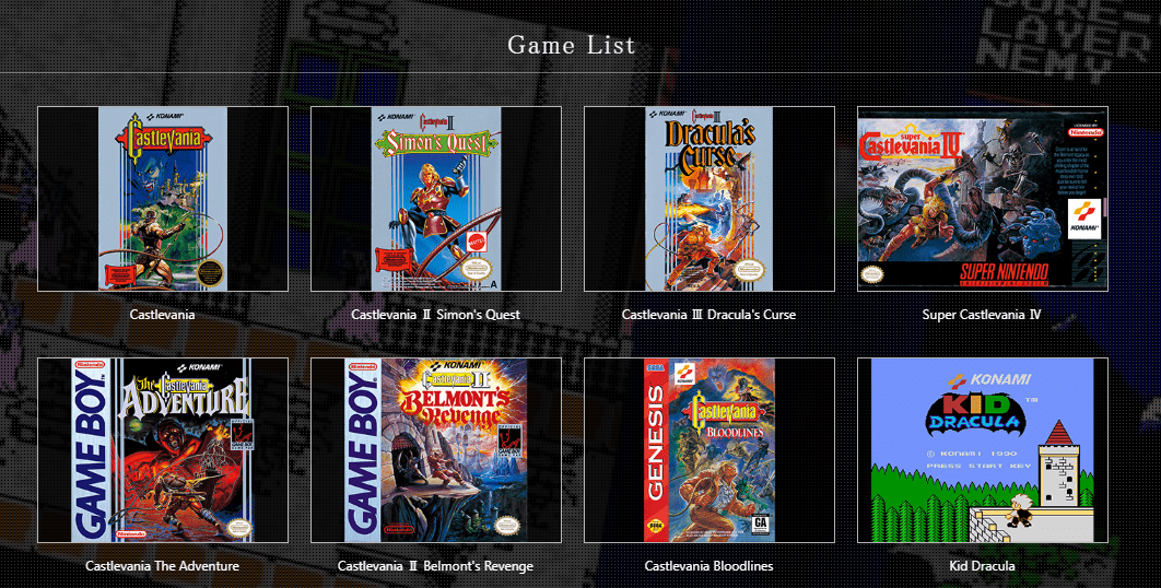 NES, SuperNES, and Game Boy Castlevania games will soon be playable on Xbox One OnMSFT.com April 19, 2019