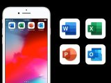 Office insiders on ios get redesigned icons for word, excel and powerpoint - onmsft. Com - april 4, 2019