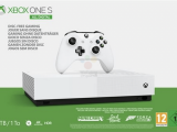 More details about xbox one s all digital console leak ahead of public reveal - onmsft. Com - april 13, 2019