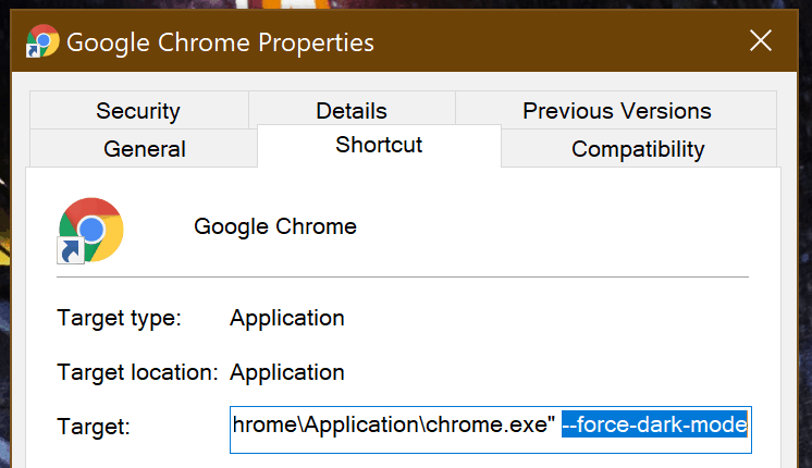 Google starts rolling out native dark mode support in chrome version 74, but you can enable it now - onmsft. Com - april 24, 2019