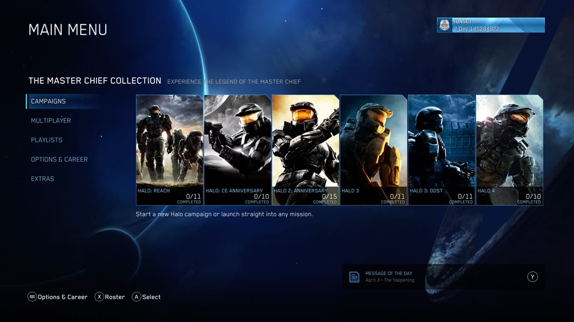 Remastered Halo: Reach game should ship to select Halo Insiders on Xbox and PC later this month OnMSFT.com April 5, 2019