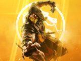 Mortal kombat 11 video game on xbox one