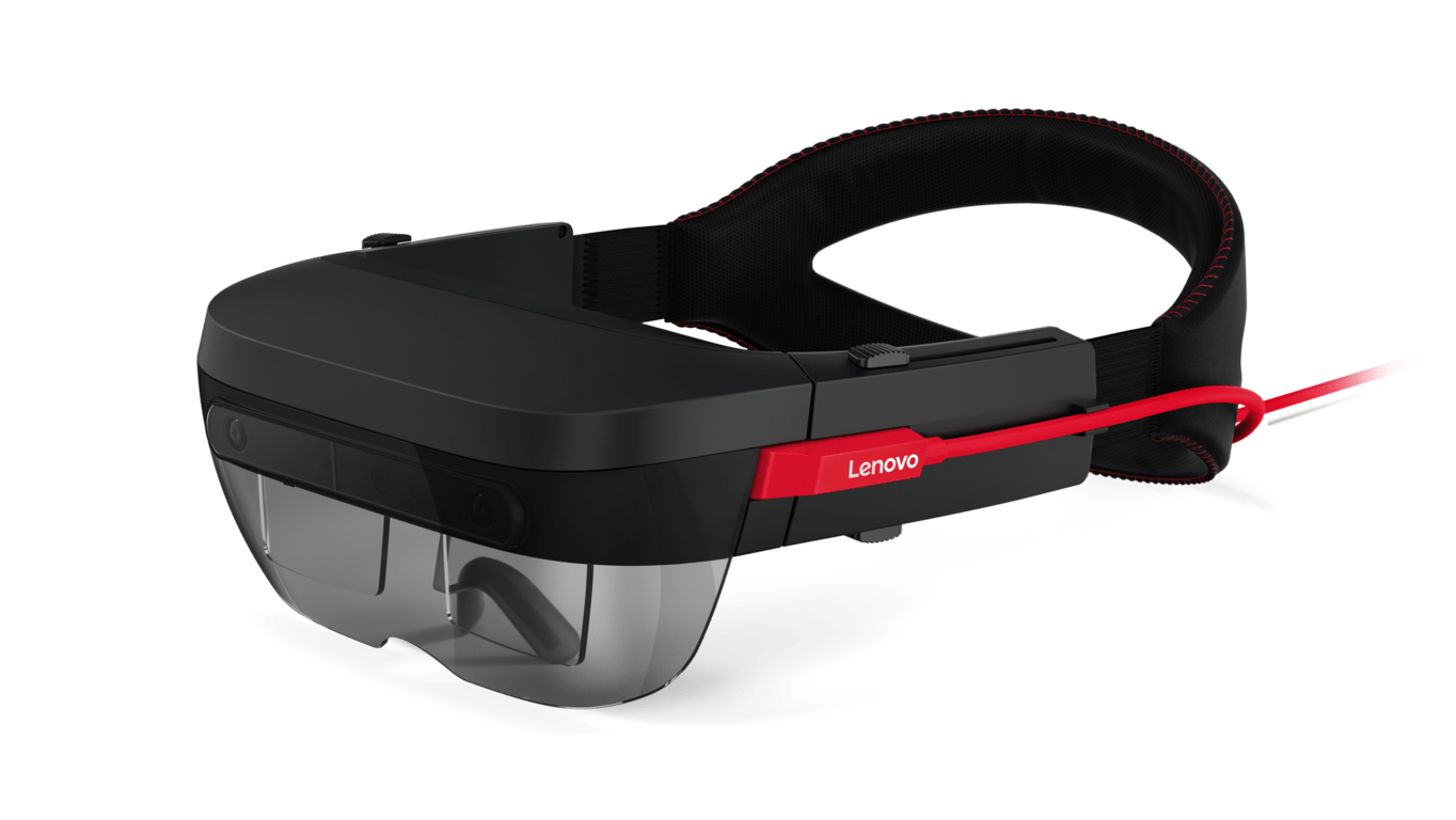 Lenovo unveils new IoT, AR and 4K OLED equipped devices at its new Accelerate conference OnMSFT.com May 13, 2019