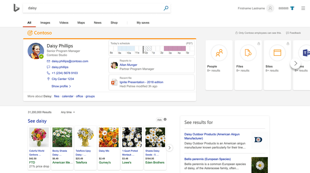 How to get started with microsoft search and why it's something different than bing or google - onmsft. Com - may 21, 2019