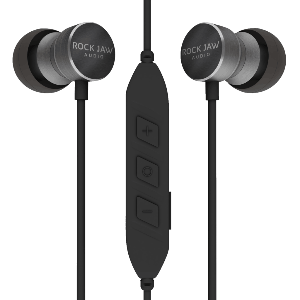 Rock Jaw Audio T5 Ultra Connect Bluetooth earphones