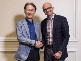 """Microsoft and Sony surprisingly partner on AI, camera and gaming efforts, with Sony to use Azure for """"game and content streaming services"""" OnMSFT.com May 16, 2019"""