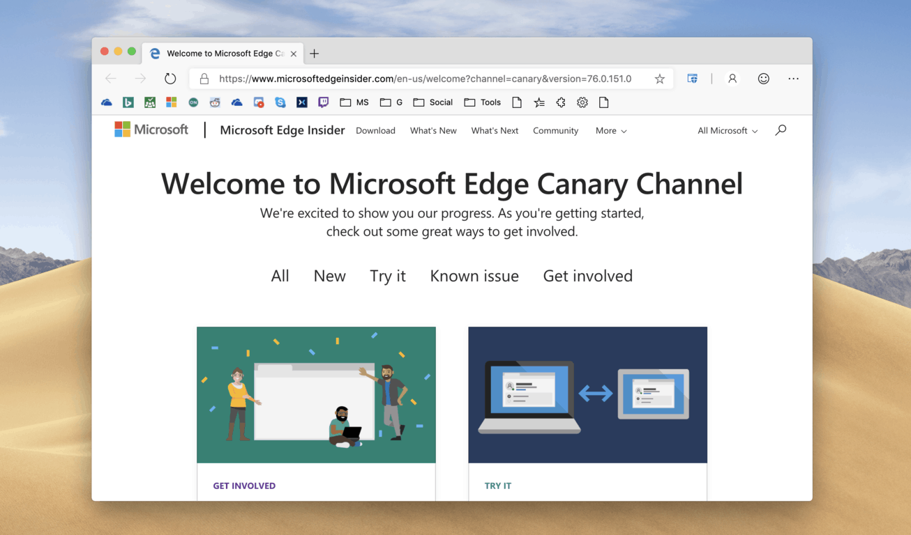 Edge Insider makes 130+ network requests on first launch OnMSFT.com August 29, 2019