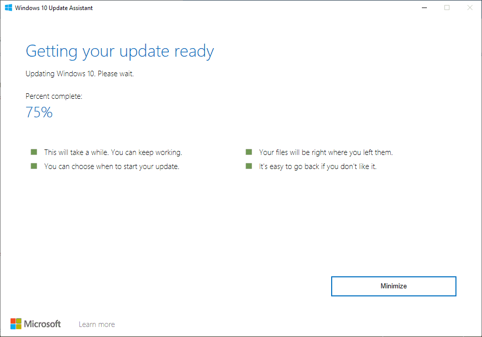 Windows 10 may 2019 update is rolling out, but you can get it now - onmsft. Com - may 23, 2019