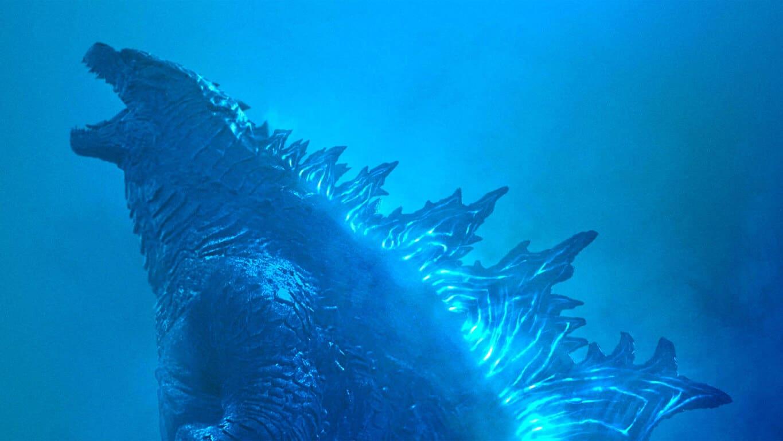 Godzilla movie image.