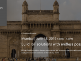Microsoft will host the first india edition of 'iot in action' conference in mumbai next week - onmsft. Com - june 13, 2019