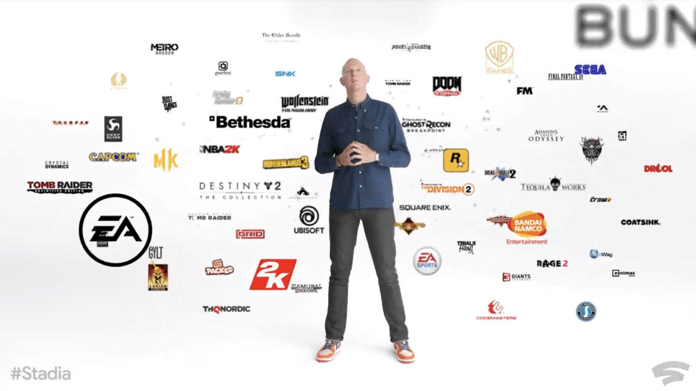 Microsoft shouldn't underestimate google stadia, and neither should you - onmsft. Com - june 7, 2019