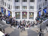 Microsoft officially opens london flagship store - onmsft. Com - july 11, 2019