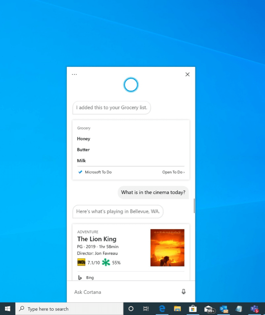 Microsoft's zombie Cortana app shuffles back into the spotlight with revamped UI and features OnMSFT.com July 26, 2019