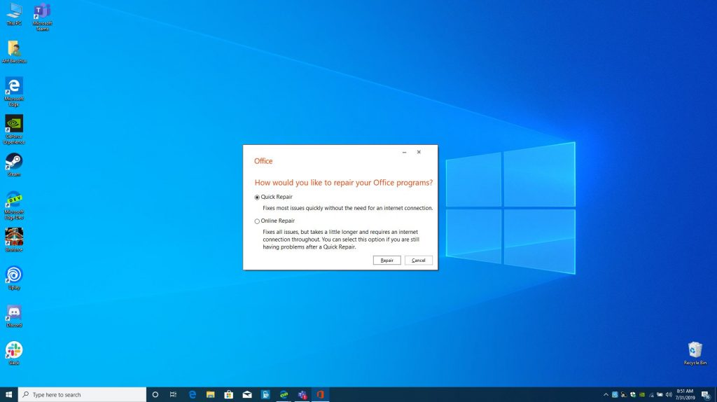 Common installation errors with Microsoft Office and how to avoid them OnMSFT.com July 31, 2019