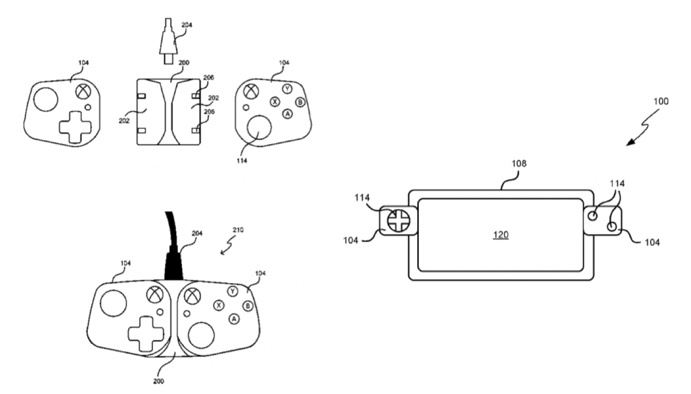 This patented mobile controller from Microsoft may bring console quality gaming to your phone OnMSFT.com July 9, 2019