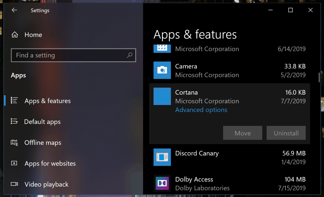 New Cortana Beta app for Windows 10 apparently goes live for some Insiders OnMSFT.com July 16, 2019