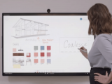Listings for the Surface Hub 2 Pen and Camera appear in the Microsoft Store OnMSFT.com July 17, 2019