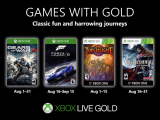 Gears of Wars 4 and Forza Motorsport 6 highlight Xbox Games with Gold for August OnMSFT.com July 30, 2019