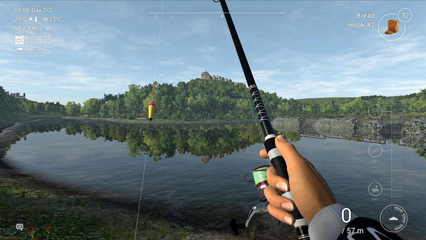 Microsoft S Xbox One Consoles Just Got A Fishing Video Game That S Completely Free To Play Onmsft Com