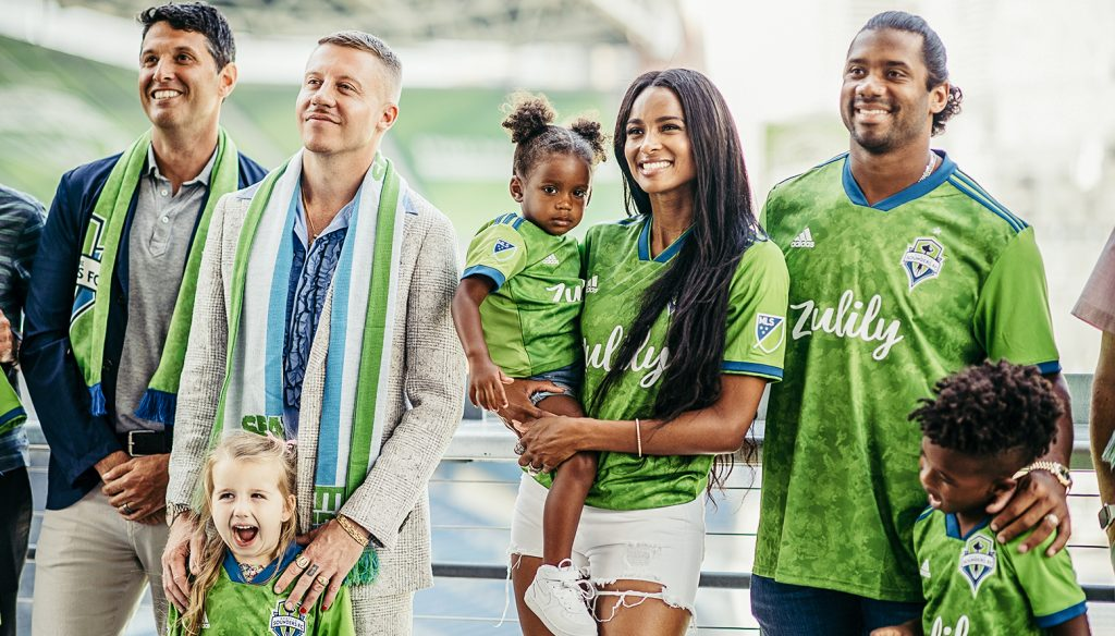 Seattle Sounders pro soccer team's new ownership group is a who's who of current and former Microsoft execs