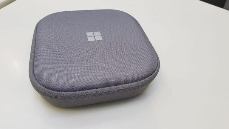 Surface Headphones Case