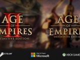 Age of empires: de launches on steam with cross play support, age of empires ii de also coming on november 14