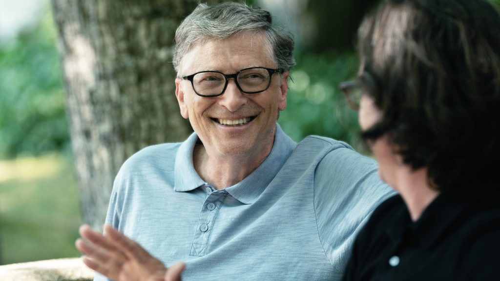 Bill Gates will have his own Netflix docuseries to be released on September 20