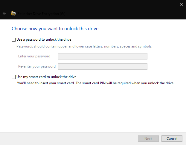 Getting started with BitLocker, Windows 10's built-in full disk encryption tool