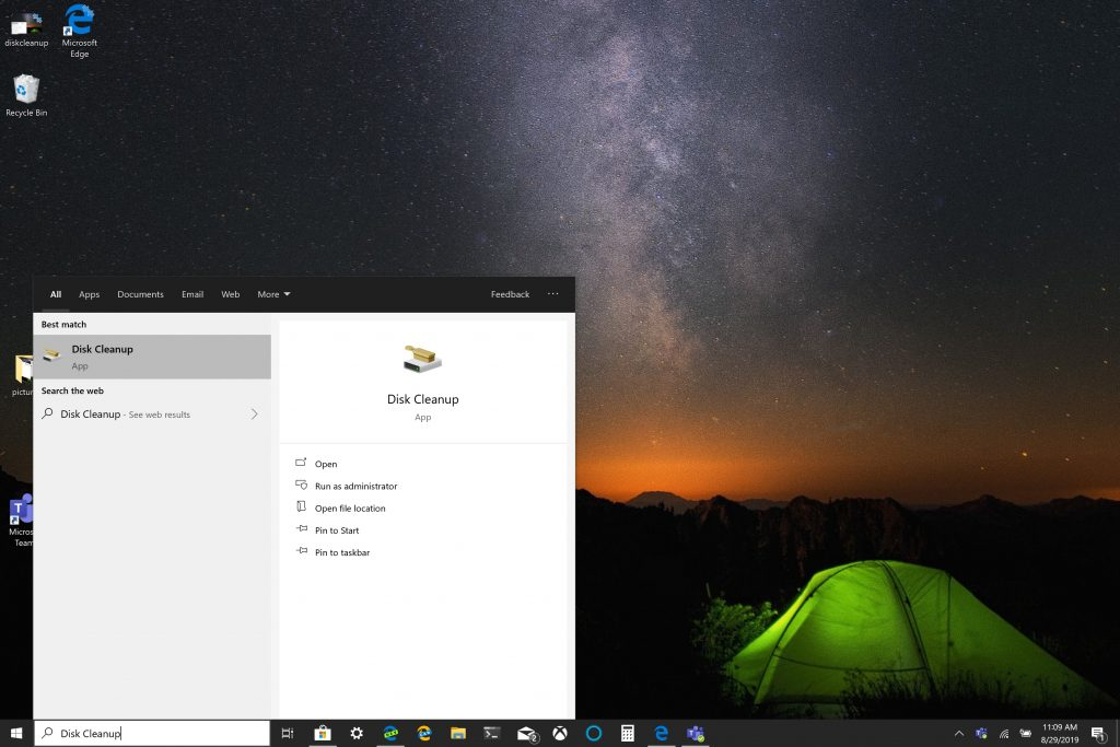 How to clear your cache in windows 10