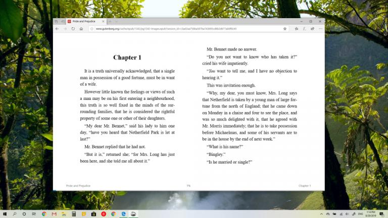 Microsoft edge classic will soon discontinue support epub books