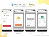 Edge beta users on android can start saving money with honey gold extension today
