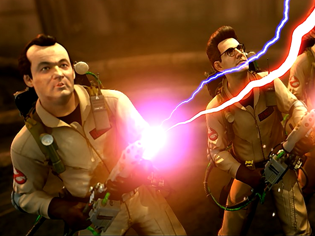 Ghostbusters The Video Game on Xbox One