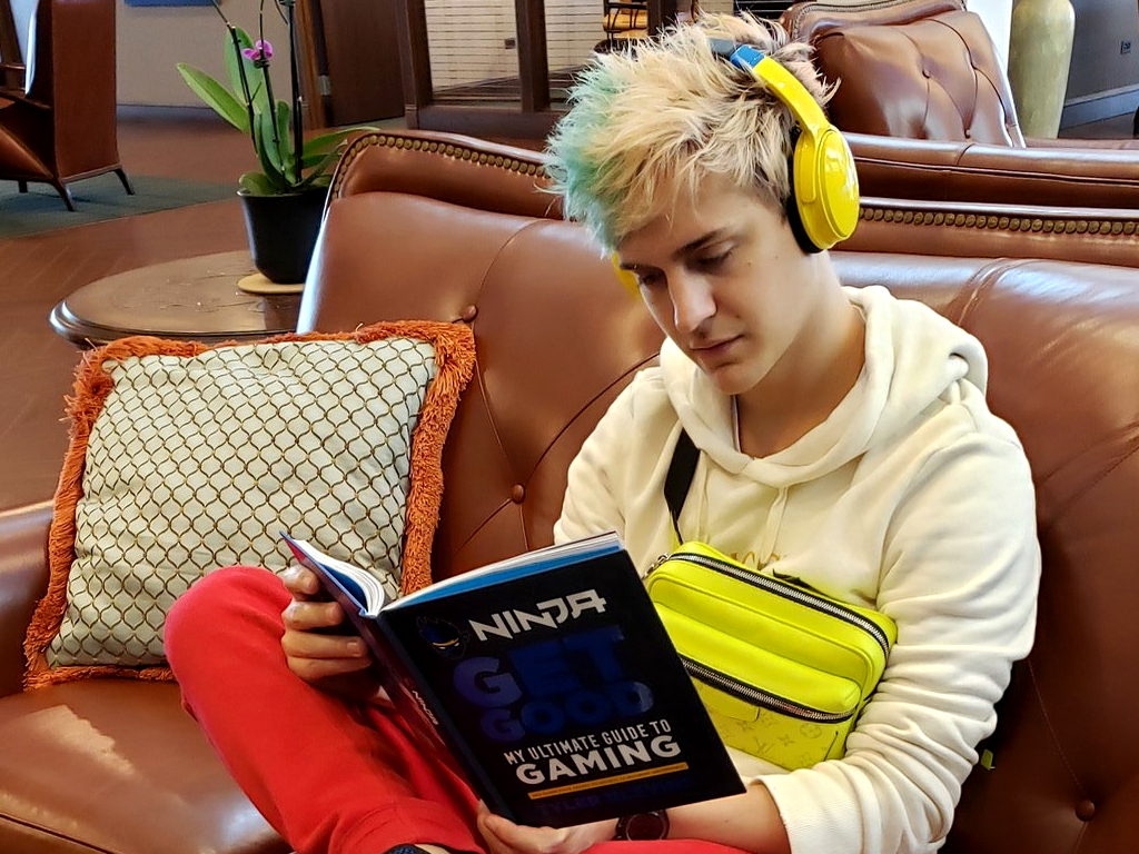 Fortnite Mixer streamer Ninja releases book about gaming, streaming, and online communities