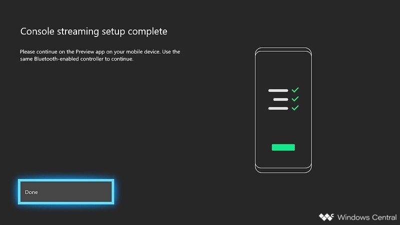 Console streaming from Xbox One to mobile devices gets revealed in leaked screenshots
