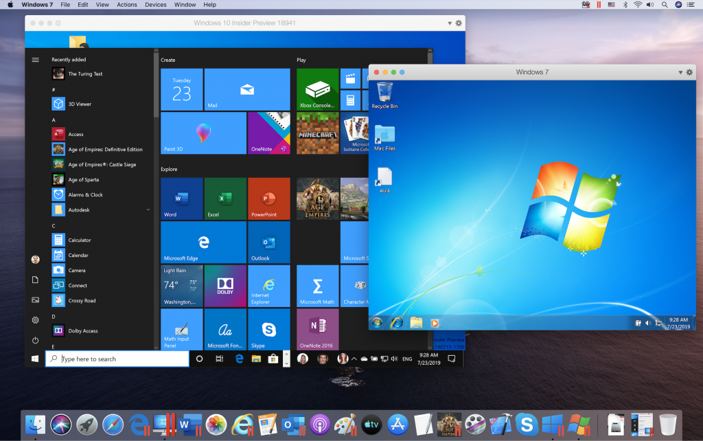Parallels Desktop 15 for Mac launches today with support for DirectX 11 on Apple Metal