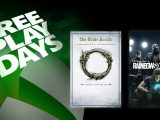 Tom Clancy's Rainbow Six Siege and The Elder Scrolls Online are free to play with Xbox Live Gold this weekend