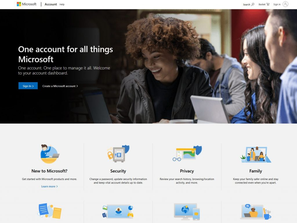 How to unlock your Microsoft account