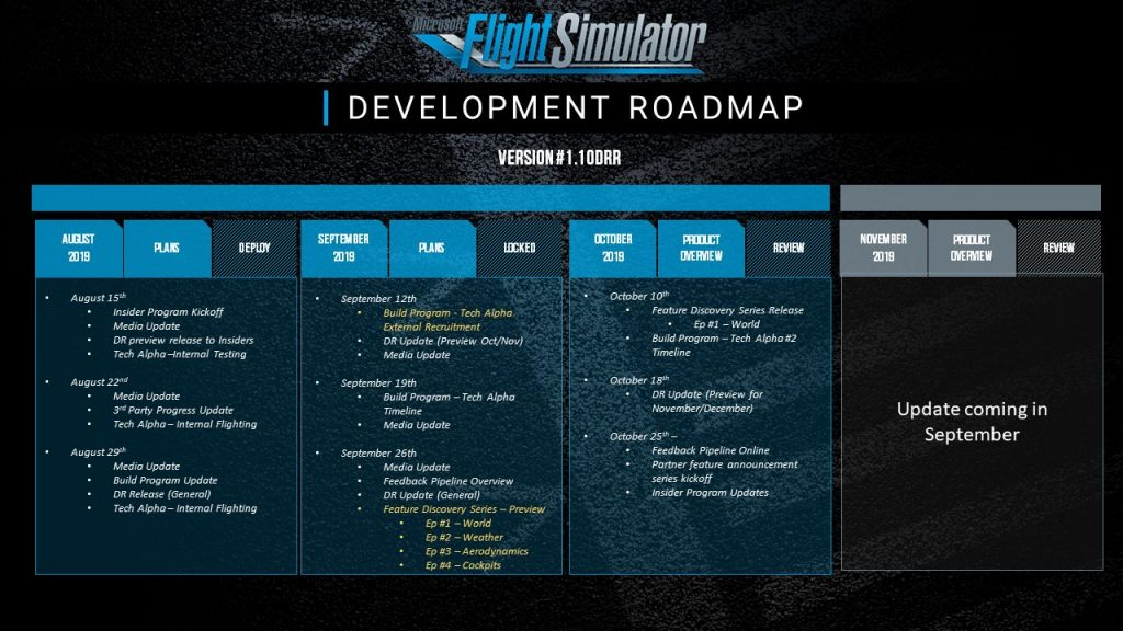 Registrations for the upcoming Microsoft Flight Simulator Tech Alpha are now open