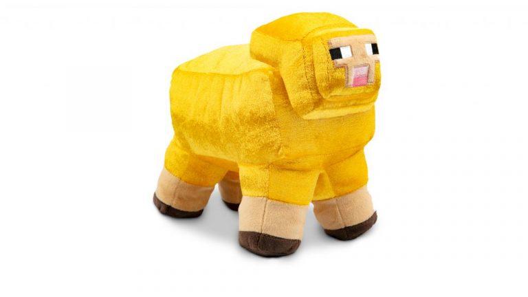 10th anniversary sheep plush