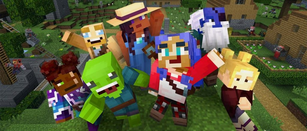 Minecraft Bedrock beta introduces new Character Creator feature