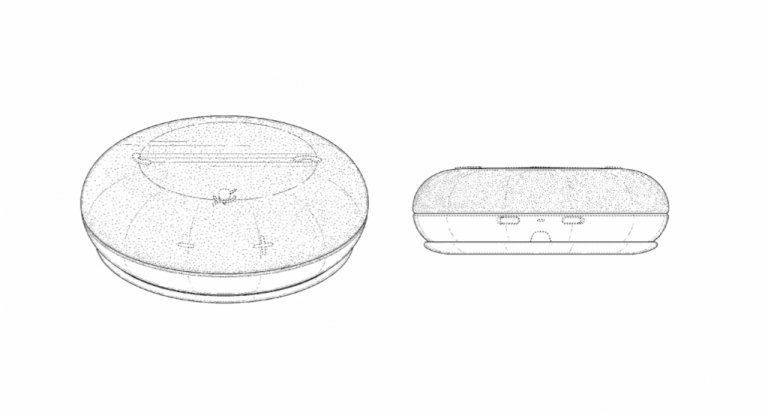 New portable speaker from Microsoft appears in new patent