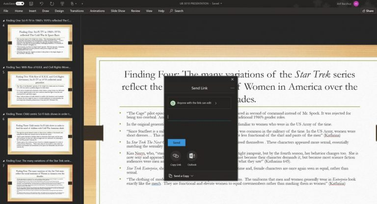 Our top 5 tips and tricks for PowerPoint in Office 365
