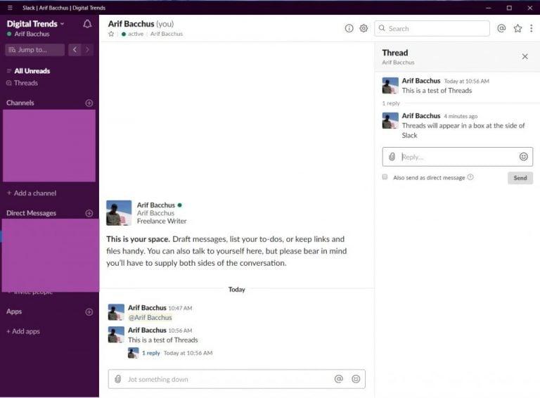 Microsoft Teams vs Slack: User Interface OnMSFT.com September 12, 2019