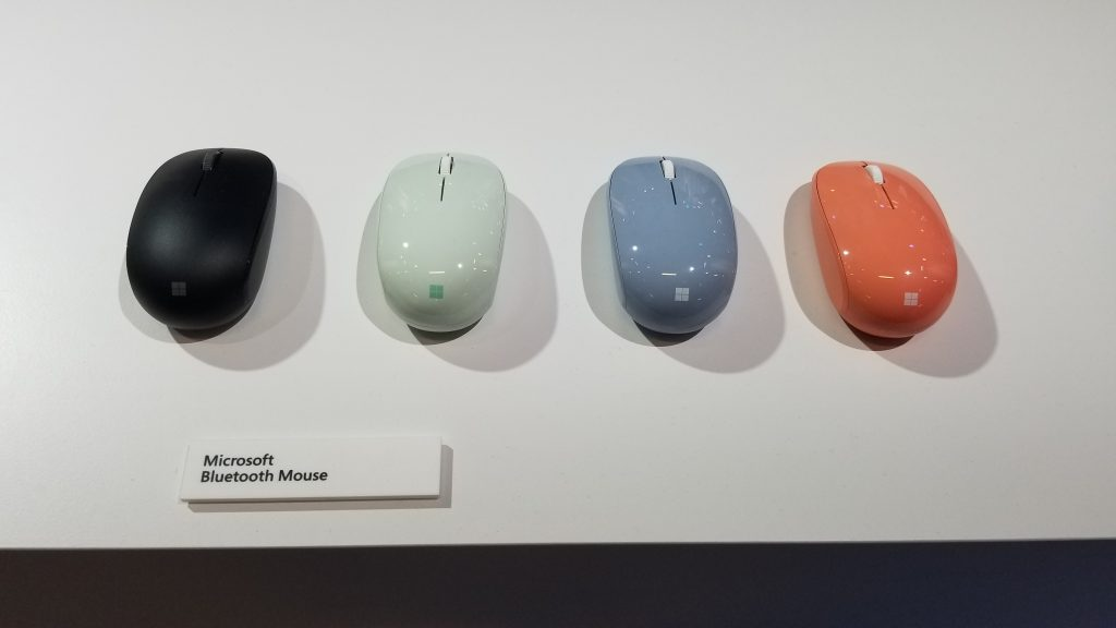 New microsoft arc, bluetooth, and ergonomic mice announced, pre-orders open - onmsft. Com - october 3, 2019