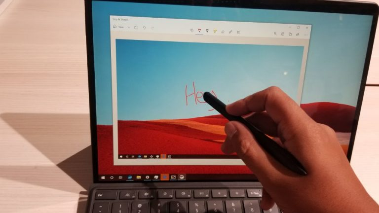 Hands-on with surface pro x: could it be the best tablet ever created? - onmsft. Com - october 2, 2019