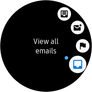 Hands-on with the microsoft outlook app for samsung galaxy watch - onmsft. Com - october 24, 2019
